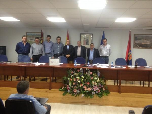 Asamblea General Ordinaria-Extraordinaria GREGAL MARZO 2014